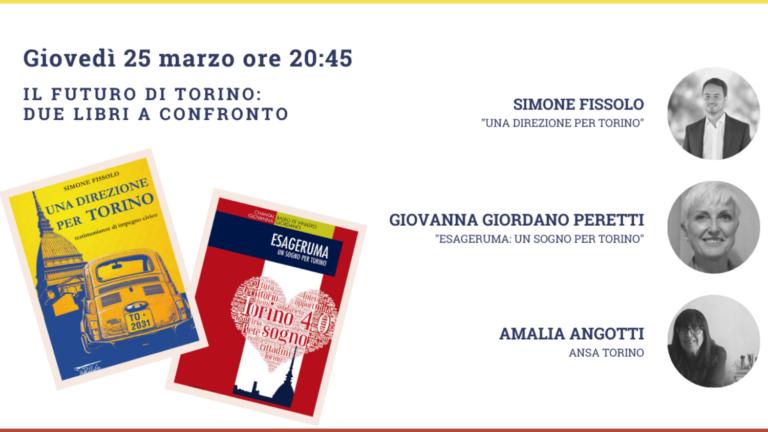 Il libro di Simone Fissolo sul futuro di Torino