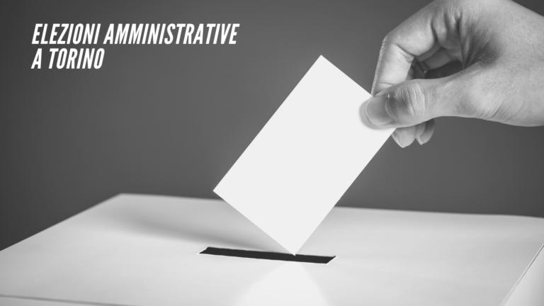 Elezioni amministrative a Torino