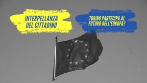 Interpellanza del cittadino Futuro Europa